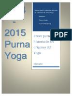 Historia del Yoga informe completo Inés Kaplun.pdf