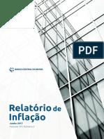 Relatorio de Inflacao