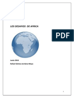 Los Desafios de Africa