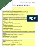 Ejercicios Ecuaciones 2º.pdf