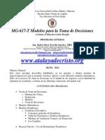 Modelos para la Toma de Decisiones 2014 - GESTION PUBLICA.pdf