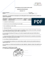 Examen Recuperacion Mayo Biologia
