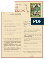 The Wonderling by Mira Bartok Discussion Guide