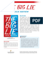 The Big Lie by Julie Mayhew Discussion Guide