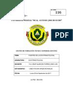 Análisis Del Comité Ejecutivo Del Futbol Profesional Enfocado a La Policia