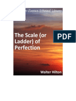 Walter Hilton - The Ladder of Perfection