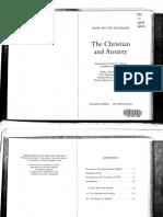 Hans Urs von Balthasar - The Christian and Anxiety.pdf