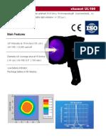 Ekumet UL1 - Ultraviolet LED