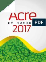 Acre Em Numeros 2017