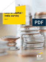 Ey Cost of Capital India Survey 2017