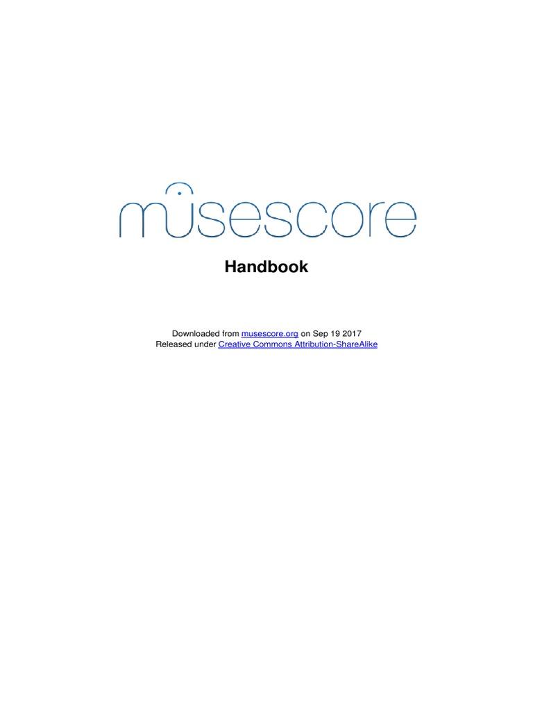 MuseScore En | Musical Notation | Notation