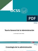 SEMANA 3Historia y Teorias de La Administración