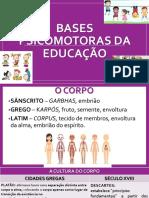 Bases Psicomotoras Da Educação