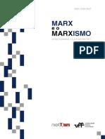 Revista Marx e o Marxismo