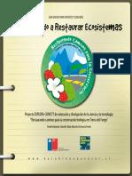 Aprendiendo a restaurar ecosistemas - EXPLORA CONICYT.pdf