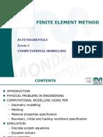Lesson01 Computational Modelling