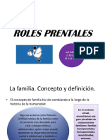 Roles Prentales
