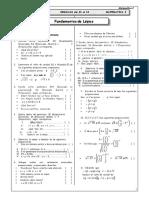 2017-II Compendio de Ejercicios y Problemas de Matemática I
