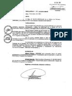 Directiva 001-2013-DGA Sobre Acreditacion de Periodistas