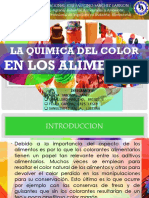 Quimica de Los Colorantes