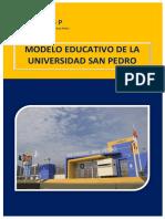 Modelo Educativo Usp Ofical Impreso 20017
