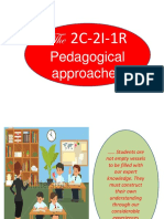 Pedagogical Approaches 1