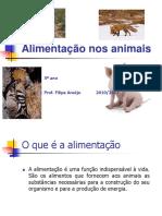 Alimentação nos animais.ppt