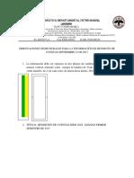 Orientaciones Para Rendición de Cuentas