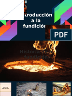 Introducción a La Fundición Final