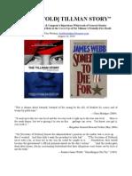 """The [Untold] Tillman Story"" (Version 1.0 -- August 14, 2010)"