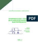 Interpretación y Trazado de Planos Electrónicos y Electrotécnicos