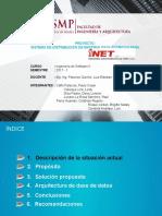 Sistema de Distribución de Materiales Eléctricos Inet v1 201706