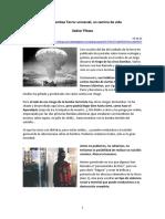 Pikaza Xabier - 2017 - Cinco Bombas Terror Universal