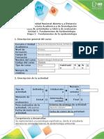 Guia de Actividades Unidad 1 Etapa 2 Vigilancia y Variables Epidemiologicas