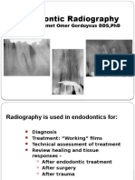 Radiography for Endodontics