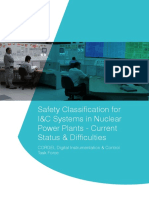 Safety Classification for i & c Systems in Npps