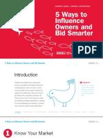 5 Maneras de Influir en Los Propietarios y Hacer Una Oferta Más Inteligente_5WaystoInfluence_2