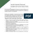 Actualización Del Currículo Nacional Del Perú