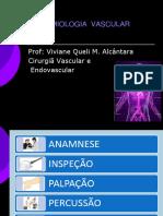 Semiologia Vascular