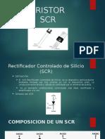 Rectificador Controlado de Silicio (SCR)