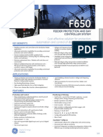 GE F650 Bay Controller.pdf