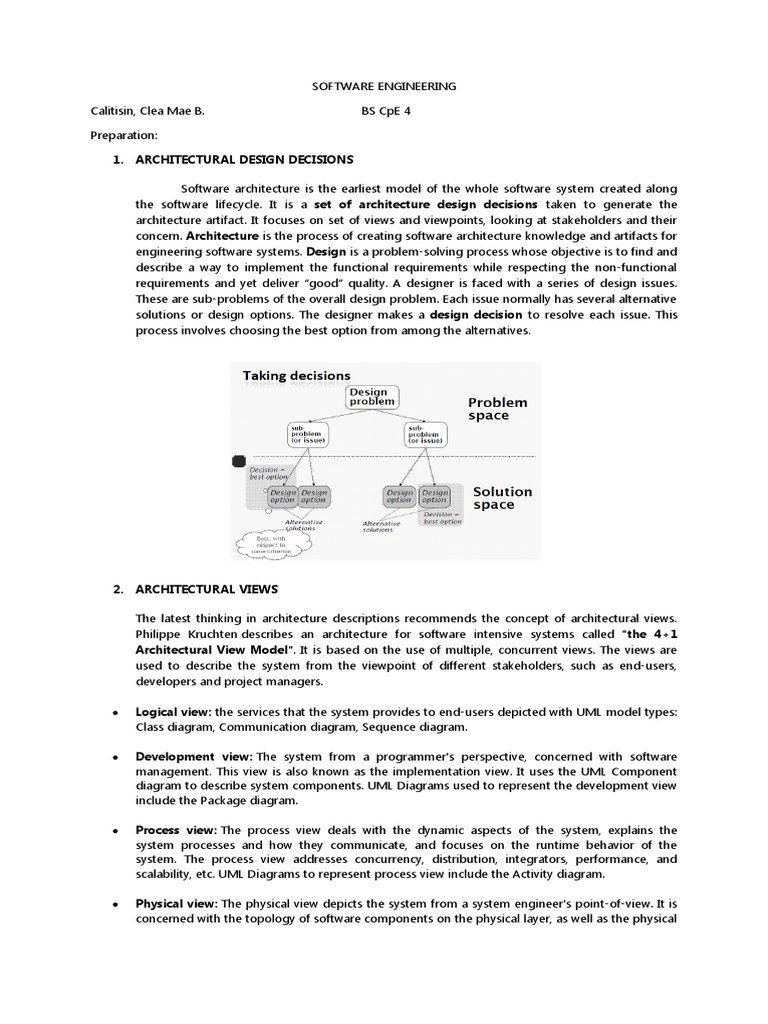 Software Engineering Assignment Docx Use Case System