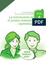 Guia 4 - Manual La comunicación en el proceso enseñanza _ aprendizaje