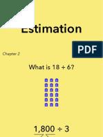 1.2b - Estimation