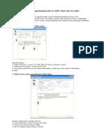 Cara Setting Atau Menggabungkan Bitvise SSH Client Dan Proxifier