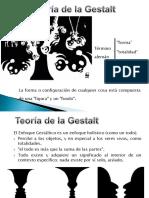 Teoría de La Gestalt