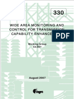 Sh287 Ref 330 Wide Area Monitoring