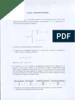 Examen Inferencia Estadistica (2-2012) UDP