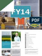 Ikea Group Yearly Summary Fy14