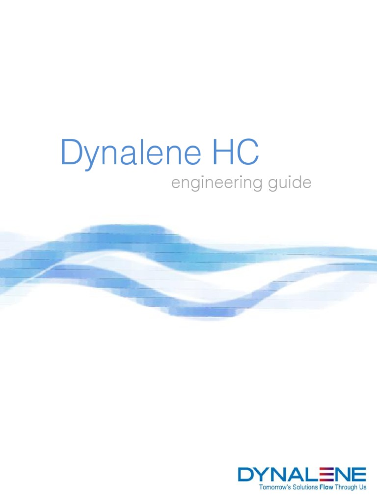Dynalene_HC_Engineering_guide pdf | Toxicity | Coolant
